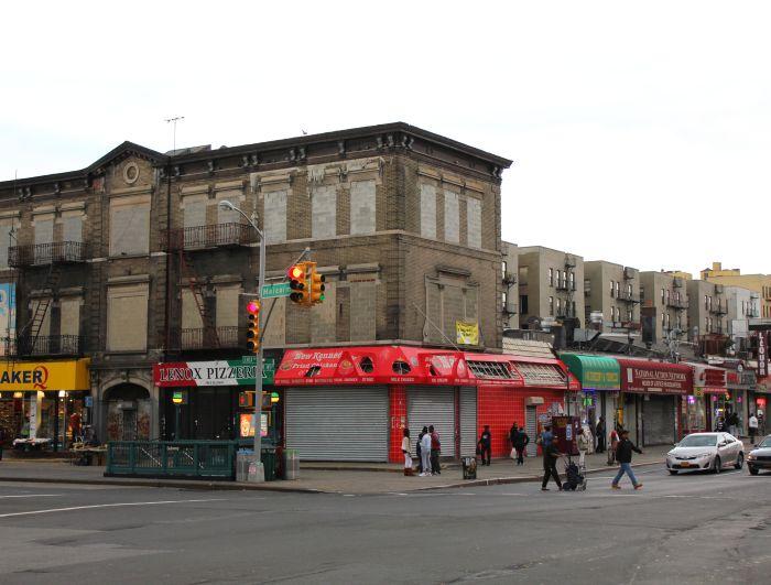 Harlem architecture, New York City, www.thenextstoponthistrain.com