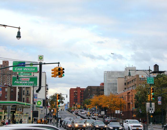 Mott Haven, The Bronx, New York City. www.thenextstoponthistrain.com