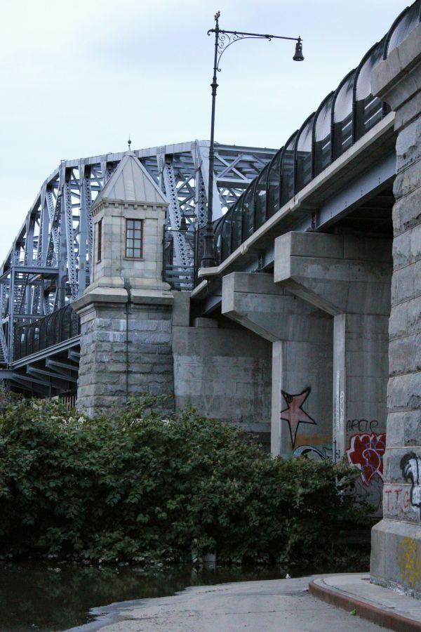 Under the 145th Street Bridge, graffiti, street art, Mott Haven, The Bronx, New York City. www.thenextstoponthistrain.com