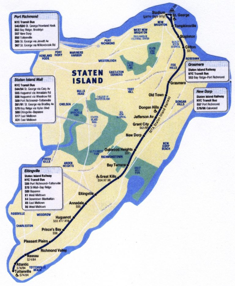 Staten Island – The Next Stop on This Train